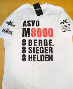 Finishershirt M8000